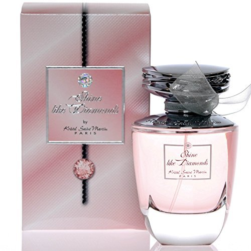 Shine Like Diamonds FOR WOMEN by Kristel Saint Martin - 3.3 oz EDP -