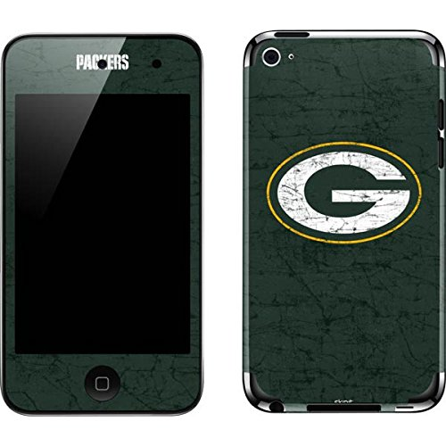 NFL Green Bay Packers iPod Touch (4th Gen) Skin - Green Bay Packers Distressed Vinyl Decal Skin For Your iPod Touch (4th Gen) by Skinit