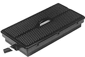 Pondmaster PM2000 Extra-Capacity 12-by-24-Inch Mechanical Filter