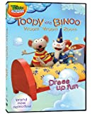 Toopy and Binoo: Vroom, Vroom, (Bilingual)