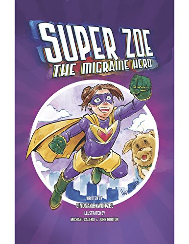 Super Zoe the Migraine Hero