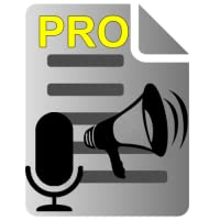 Voice to Text Text to Voice PRO