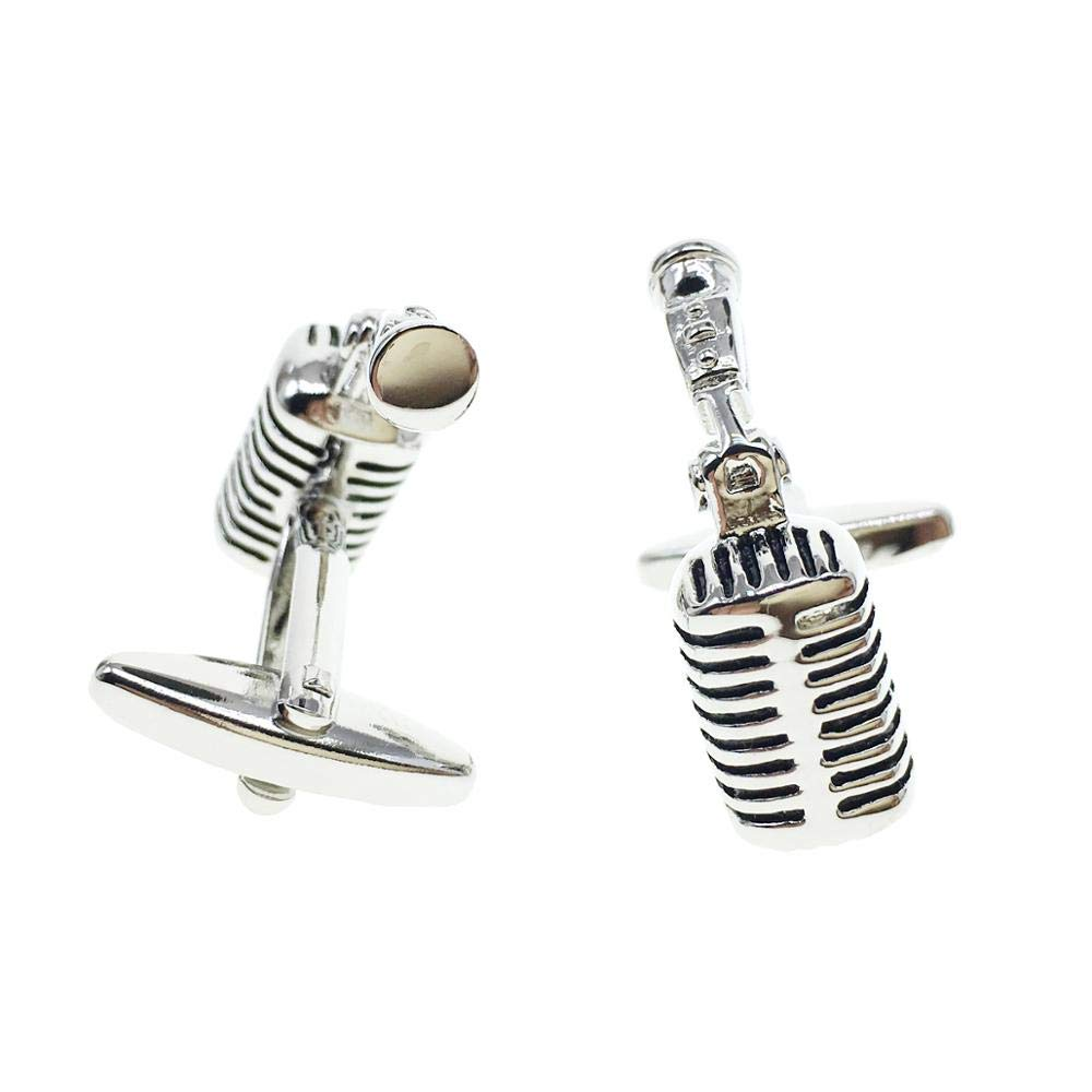 Cuff-Arts Cufflinks for Men Music Cufflinks with a Gift Box