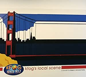 KFOG 104.5: KFOG'S Local Scene