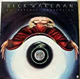 RICK WAKEMAN NO EARTHLY CONNECTION vinyl record