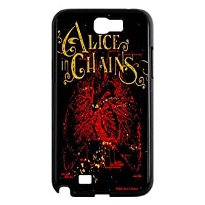Alice In Chains For Samsung Galaxy Note 2 N7100 Csae protection phone Case FX264907