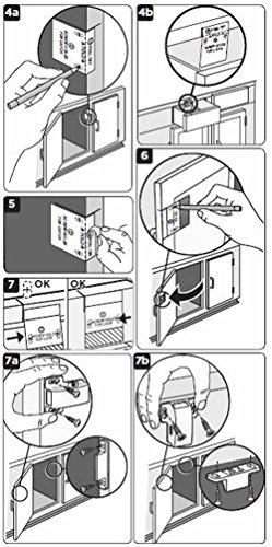 Safety 1st Magnetic Locking System, 1 Key and 8 Locks by Safety 1st (Image #7)