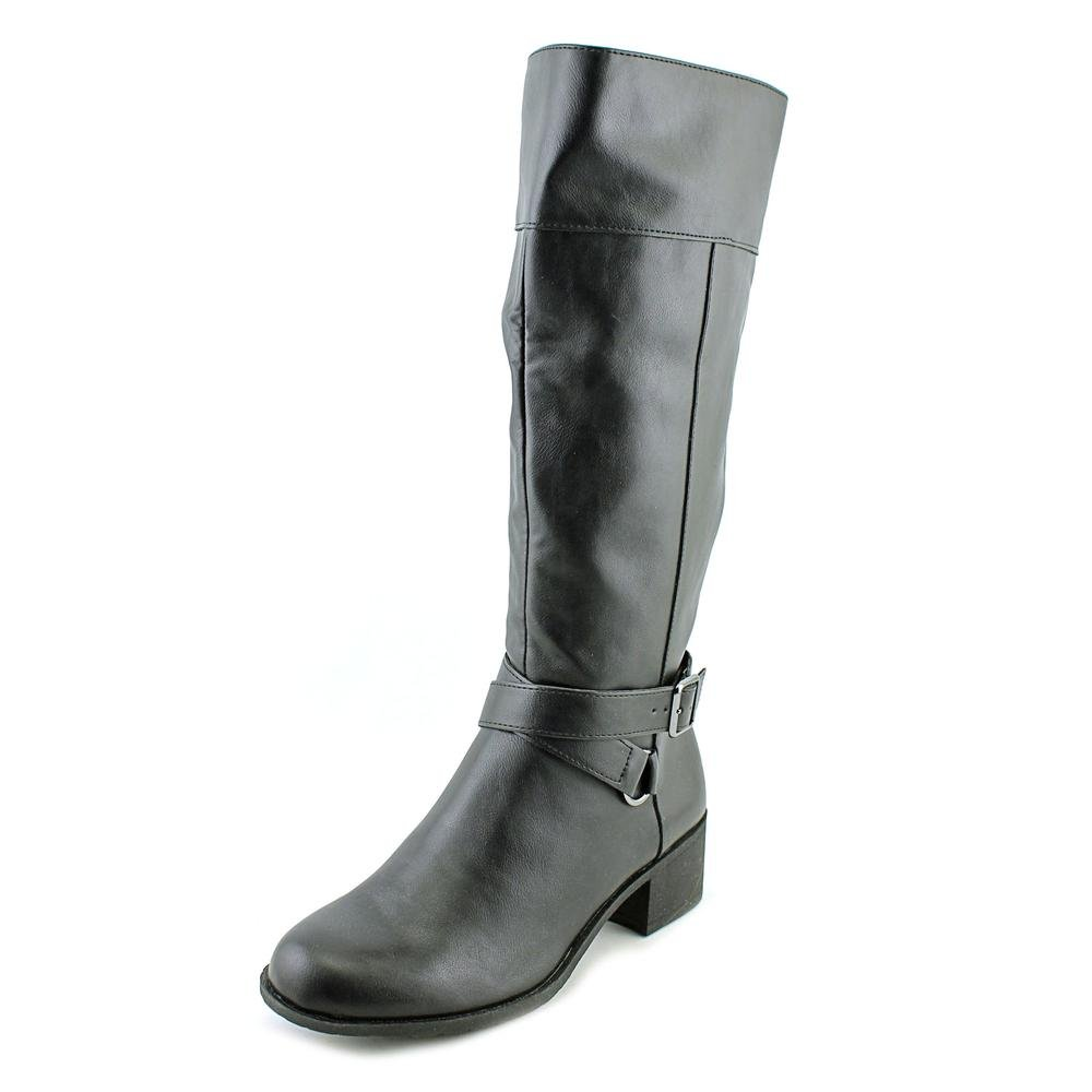 Style & Co. Womens Vedaa Closed Toe Knee High Riding Boots, Black, Size 7.5