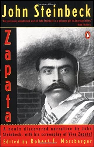 Book Zapata by John Steinbeck (1993-08-26)