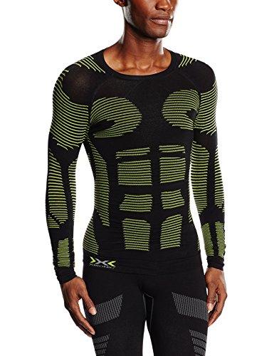 X-Bionic Erwachsene Funktionsbekleidung Precuperation Man Shirt Long SL