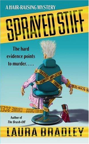 book cover of Sprayed Stiff