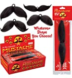 Six Way Moustache