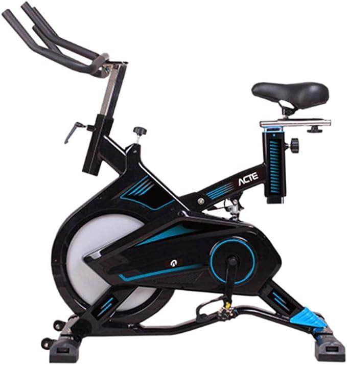 Acte E17 Bicicleta Para Spining Acte Pro, Adulto Unissex, Preto e Azul