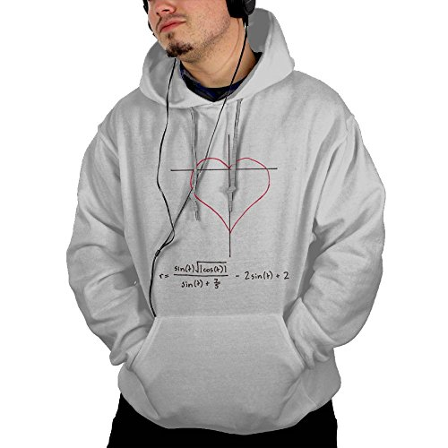 Mens Mathematical Love Valentine's Day Cozy Long Sleeve Athletic Hoodies For Gym Jogging Hiking Fleece With Kangaroo Pocket Hooded - Macys Address