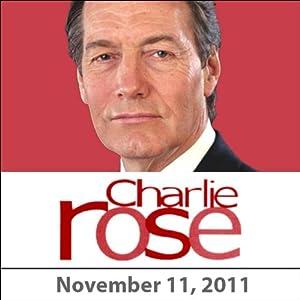 Charlie Rose: Mark Zuckerberg and Sheryl Sandberg, November 11, 2011 Radio/TV Program