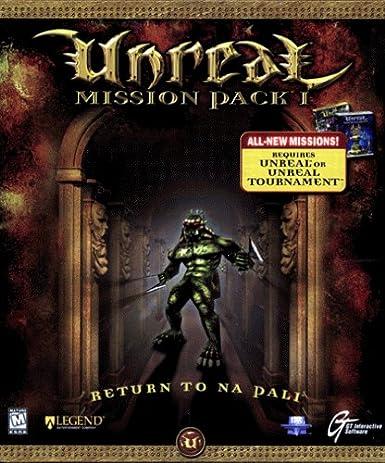 Unreal Mission Pack - PC by Atari: Amazon.es: Videojuegos