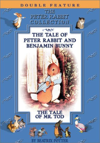 Beatrix Potter: The Tale of Peter Rabbit and Benjamin Bunny/Tale of Mr. Tod