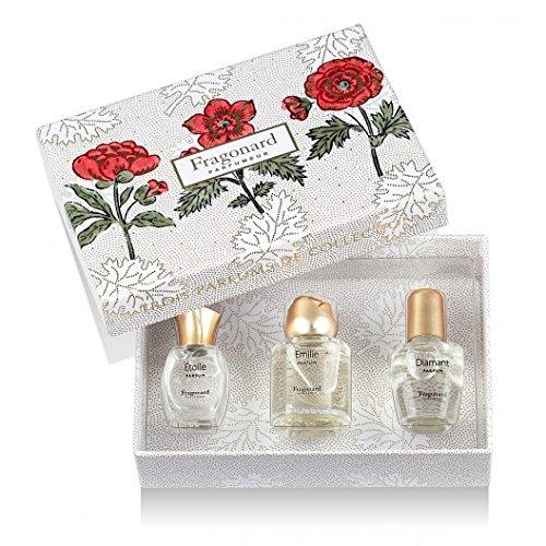 (Fragonard Gift Collection of Three Parfums )