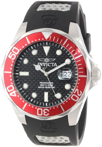 invicta watch red dial - 7