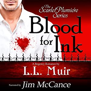 Blood for Ink Audiobook