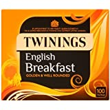 Twining English Breakfast Tea bags (Pack of 4)
