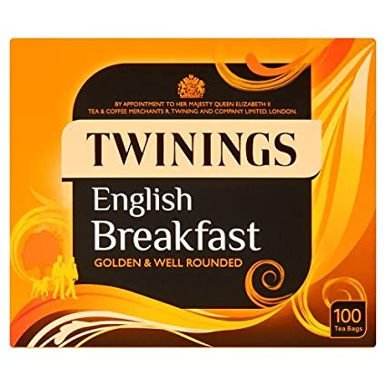 Twining English - Bolsas de té para desayuno (4 unidades ...