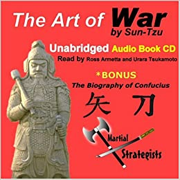The Art of War CD Audiobook Unabridged: Complete and ...