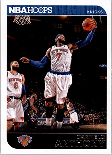 2014 15 Hoops  119 Carmelo Anthony Card