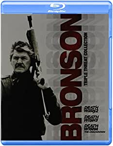 Bronson Triple Threat Collection Blu-ray