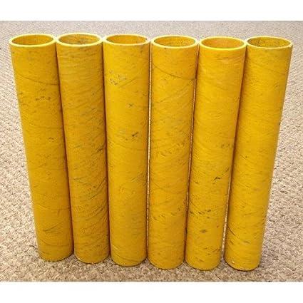 Fireworks Fiberglass Mortar Tubes 50ct Case 1 75