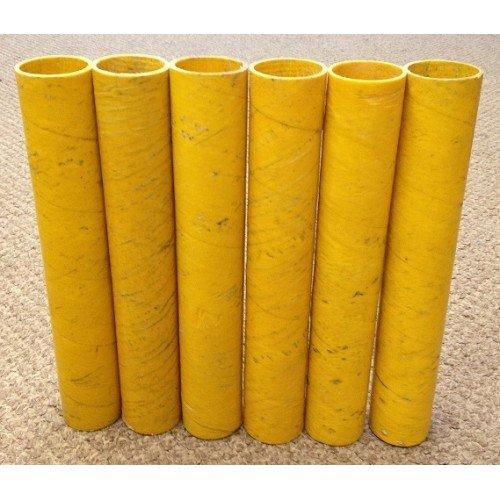 "Fireworks Fiberglass Mortar Tubes 50ct Case 1.75"""