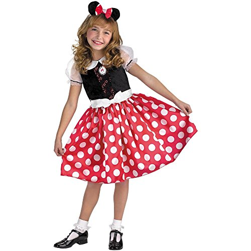 Minnie Mouse Classic Child Costume - Small -