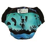 Nicki's Diapers Training Pants, Underwater World, Medium