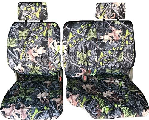 camo seat cover toyota truck - 8