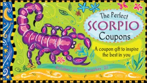 Read Online The Perfect Scorpio Coupons: A Coupon Gift to Inspire the Best in You (In the Stars Coupons) pdf epub