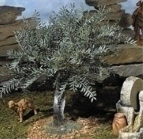 - Roman 10 Inch Fontanini Small Olive Tree 55517
