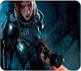 Mass Effect 3 FemShep Commander Mouse Pad