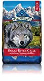 river meat - Blue Buffalo BLUE Wilderness Grain Free Snake River Grill with Trout, Venison & Rabbit Dry Dog Food 22-lb