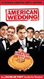 American Wedding - Extended Party Edition (Unrated) [VHS]