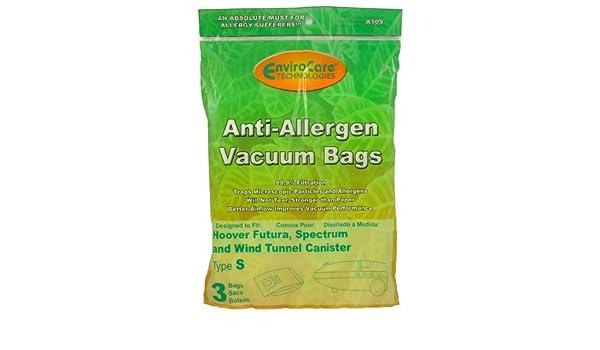 Hoover Type S Vacuum Cleaner Bags