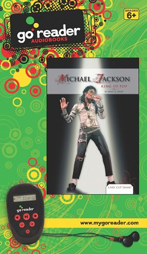 Michael Jackson: King of Pop (Lives Cut Short) by Essential Library