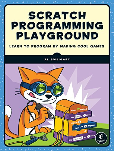 Amazon.com: Scratch Programming Playground: Learn to Program ...