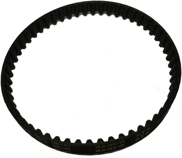 Dirt Devil Platinum Force Gear Belt, Wide Belt, Wide Teeth on Belt, Number on Belt 4.5M 252, Fits: C/D Series