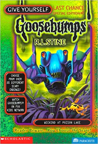 Give yourself goosebumps special edition.