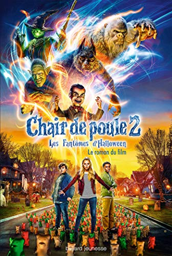 Chair de Poule 2 : Les Fantômes d'Halloween. Le roman du film]()