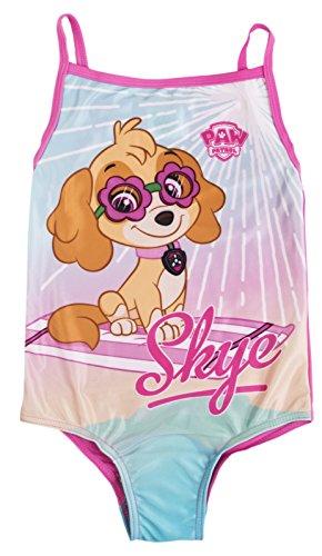 Lora Dora Girls Character Swimming Costume Skye 3-4]()