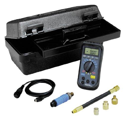 (OTC 3490 Deluxe Digital Pressure/Temperature Analyzer)