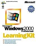Microsoft Windows 2000 Learning Kit, Craig Stinson Learn It Corporation Staff, 0735608938