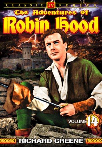 Adventures Of Robin Hood, Volume 14 -