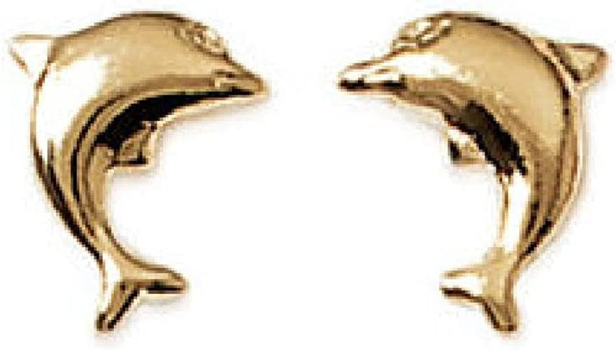 So Chic Jewels 18k Gold Plated Clear Cubic Zirconia Love Heart Stud Earrings